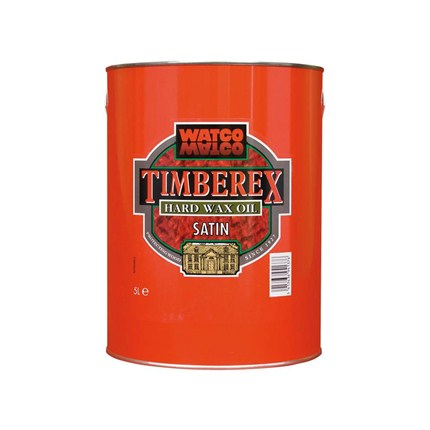 Timberex Hard Wax Oil hårdvaxolja