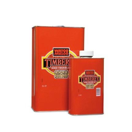 Timberex Natural 1 och 5 liter