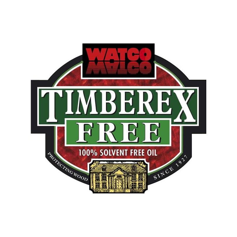 Timberex Free olja