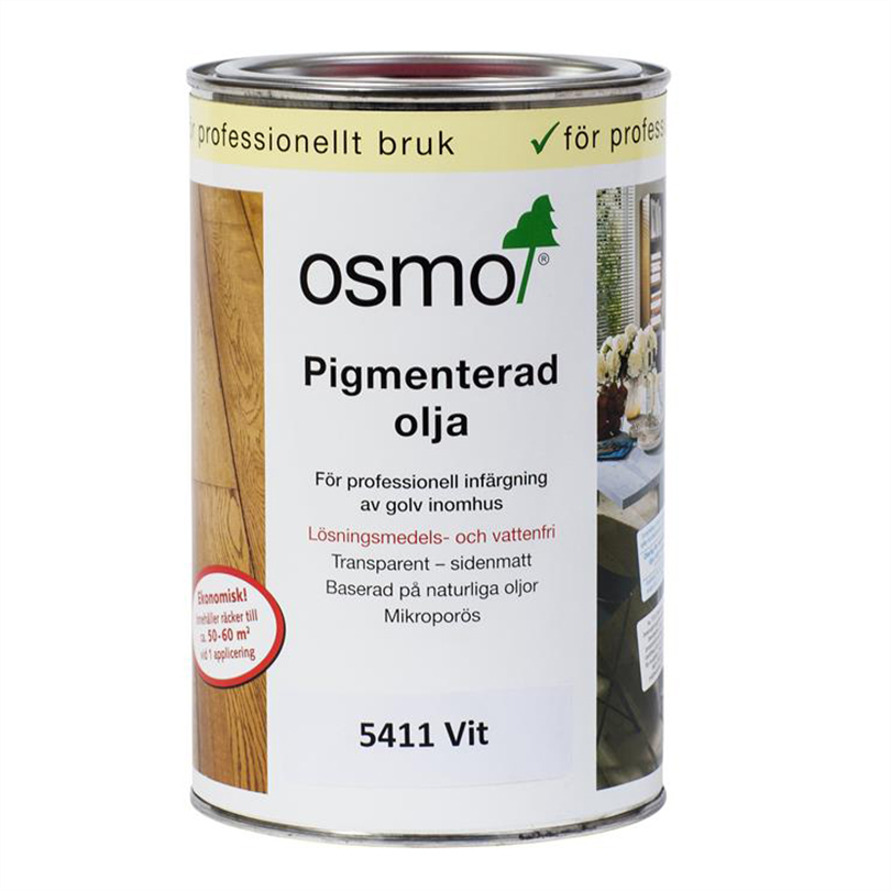Osmo 54-serien Pigmenterad Olja