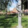 Herrljunga terrazzo skulptur