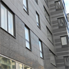 Herrljunga terrazzo fasadbeklädnad