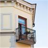 Fästeb balkonger
