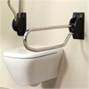 Trident Badrumstillbehör, Linido inbyggd toalett