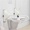 Trident Utrustning för toaletter, Uppfällbara, väggfasta