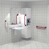 Trident Utrustning för tvättställ, tvättställsmiljö
