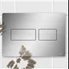 TECE Spolknapp TECEsolid av rostfritt stål