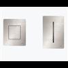 Urinalspolknappar TECEsolid och beröringsfri TECEfilo-Solid