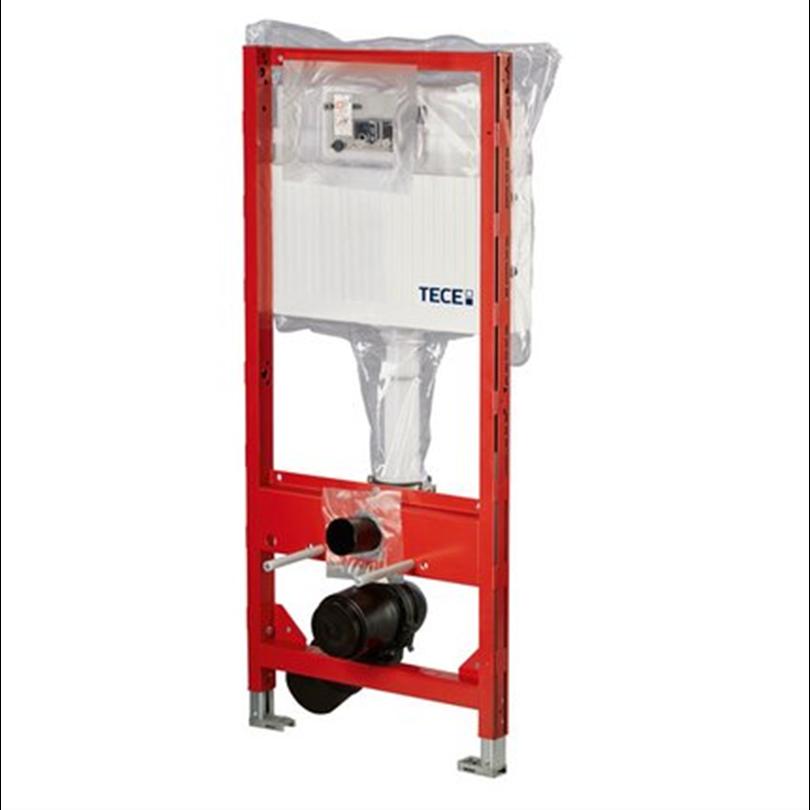 TECE Inbyggnadsfixtur, med Safetybag