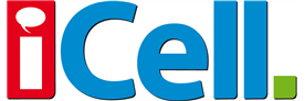 iCell AB logotyp