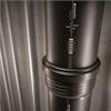 Geberit Silent-Pro hög ljuddämpning, muffat rörledningssystem