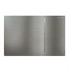 Geberit Sigma 70 spolplatta, borstat rostfritt stål