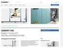 Geberit installationssystem GIS
