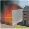 SFB Brandduk för byggnadsställningar