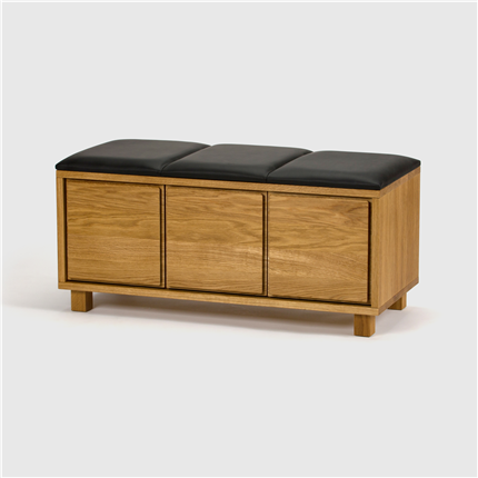 Scherlin Form Bänk 6 90 cm trä
