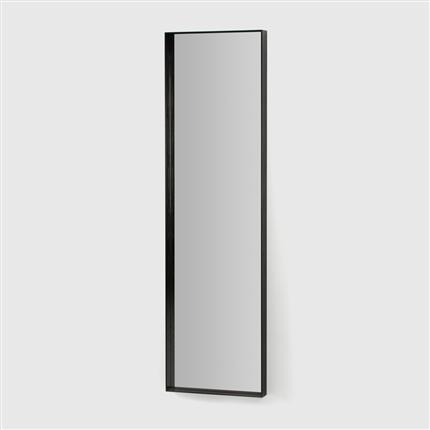 Scherlin Spegel 7, svart ek