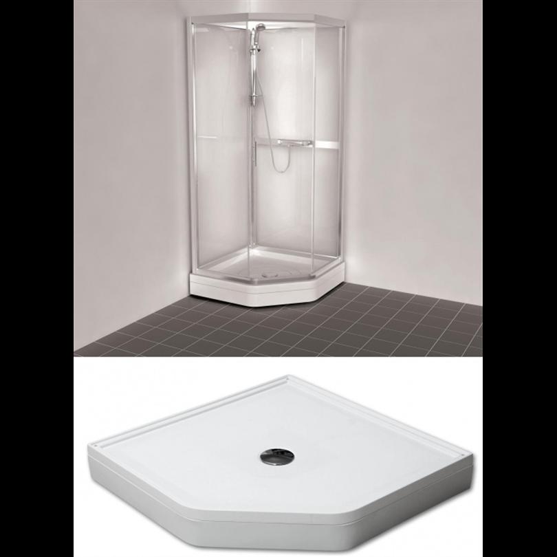 Combac duschkabin Neptun Extra