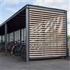 Cyklos KEEP väderskydd/cykelparkering