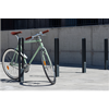 Cyklos cykelpollare LUX med ramlåsning