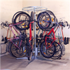 Cyklos ROTOFLEX hängande cykelförvaring