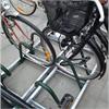 Cyklos ZETA cykelställ, mobilt