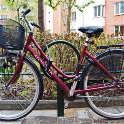 Cyklos OMEGA cykelpollare