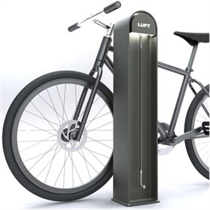 Cyklos WAVE-AIR cykelpump