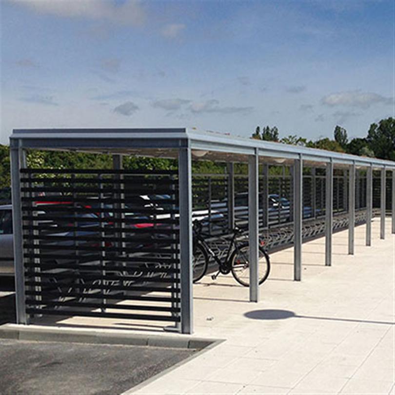 Cyklos KEEP väderskydd
