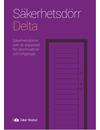 Säker Bostad Delta säkerhetsdörr
