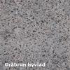 Dala Sten fasadplattor, Jämtland gråbrun hyvlad