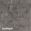 Dala Sten kalksten Jämtland, grafitgrå