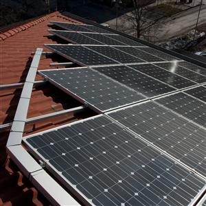 Förnybar energi. Foto: Anders Wester