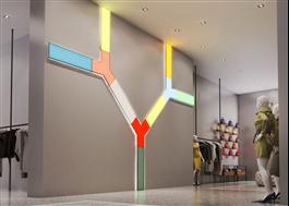 Ljuspaneler med olika ytbehandlingar