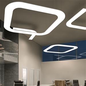 Ljuspaneler med stor designmöjlighet