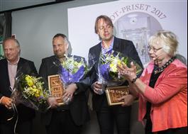 Anna-Greta Leijon är juryns ordförande. Foto Tobias Sterner