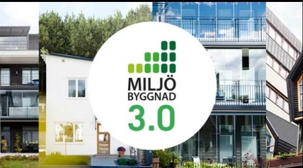 Miljöbyggnad 3.0 har kommit