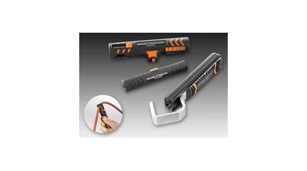 Kabelverktyg med många funktioner