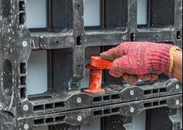 DUO Kopplingsdel monteras utan verktyg