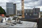 Fortsatt stark tillväxt för byggmaterialanvändningen. Foto Harald Holm