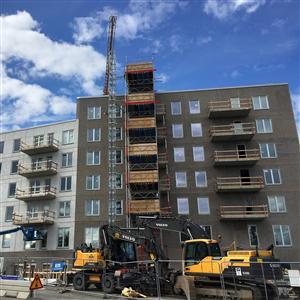 Når bostadsbyggandet sin topp i år?