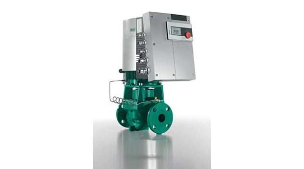Energieffektiv cirkulationspump