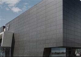 KakelXXL som fasadbeklädnad