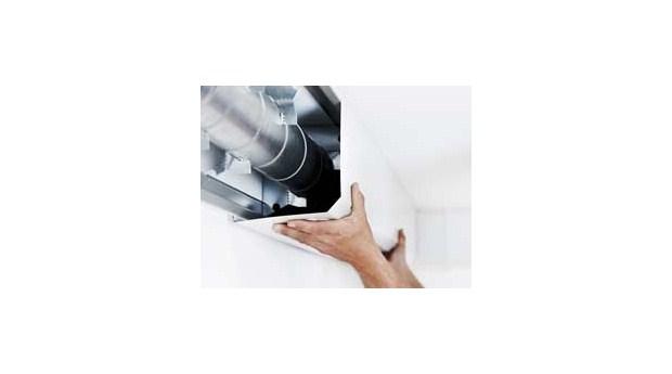 Snabbare montering av ventilationen