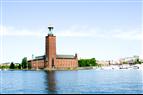 Stockholms byggande bromsar in. Foto: Anders Wester