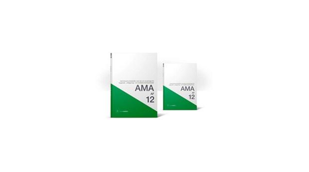AMA AF 12, böckernas bok tillbaka efter 5 år!
