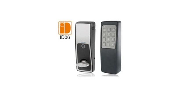 Mobilt, trådlöst passersystem för ID06