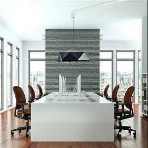 Vrida är en nydesignad flexibel lösning som gör att man lätt kan flytta en taklampa utan att lämna några spår i taket. Tillverkningen av lamparmen, som är konstruerad i trä och stål, sker helt i Sverige.