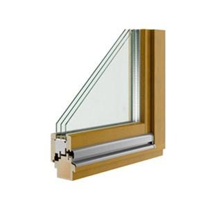 Passivhuscertifierat fönster i ek