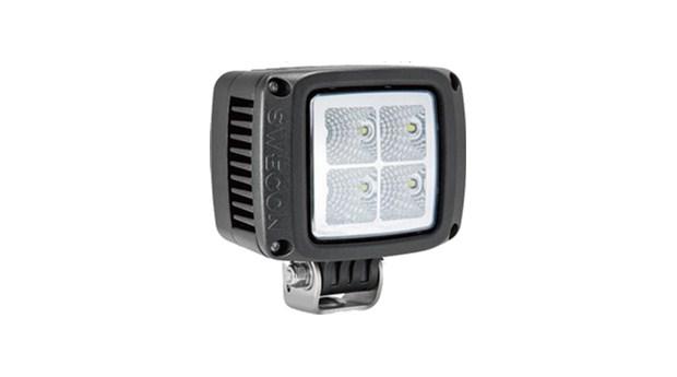 LED-lampa med mycket lång livslängd och låg strömförbrukning