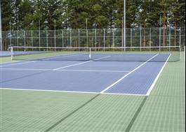 Ekologiskt tennisgolv